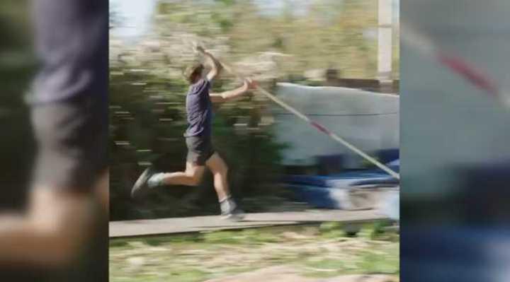 ¿Cómo entrena un garrochista en cuarentena?