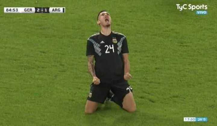 Mirá el resumen de Alemania 2 - Argentina 2