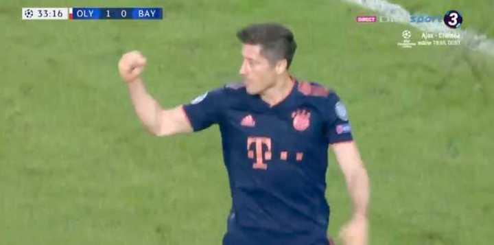 Mirá los goles de Olympiacos 2 - Bayern 3