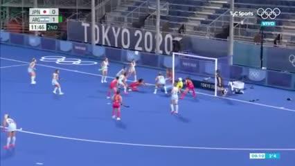 El descuento de Japón ante Argentina