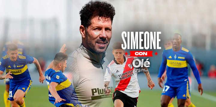 Simeone y cómo sigue el fútbol argentino