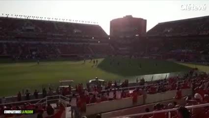 Los insultos de la gente de Independiente a Pinola