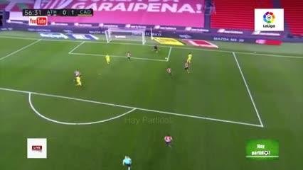 El gol en contra con el que ganó el Cádiz