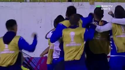 Así se gritó el gol de Vélez