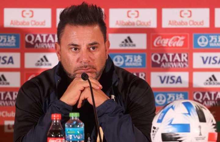 """""""Falta que la Selección recupera el nivel del centrodelantero"""""""