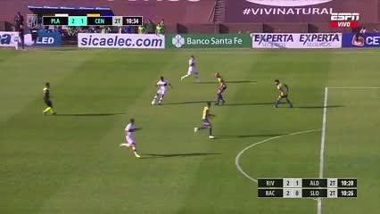 Baldassarra marcó el 2 a 1