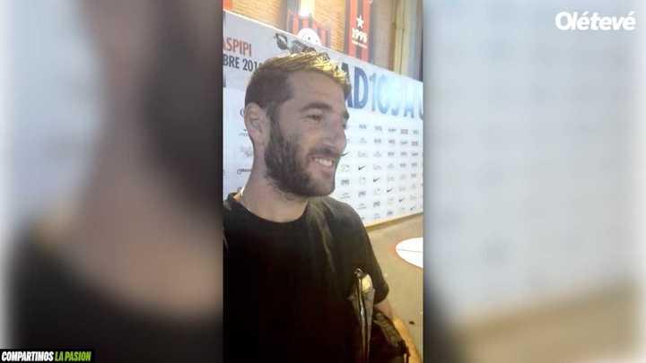 """""""Cuando termine mi contrato hablaré con el Pipi"""""""