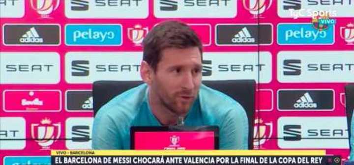 """""""Tuve decepciones con la Selección Argentina y lo sigo intentando"""""""
