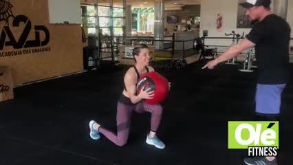 Un desafiante programa de entrenamiento de tonificación, fuerza y resistencia muscular