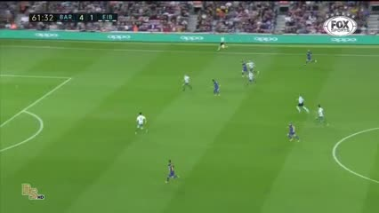 Messi vs Eibar