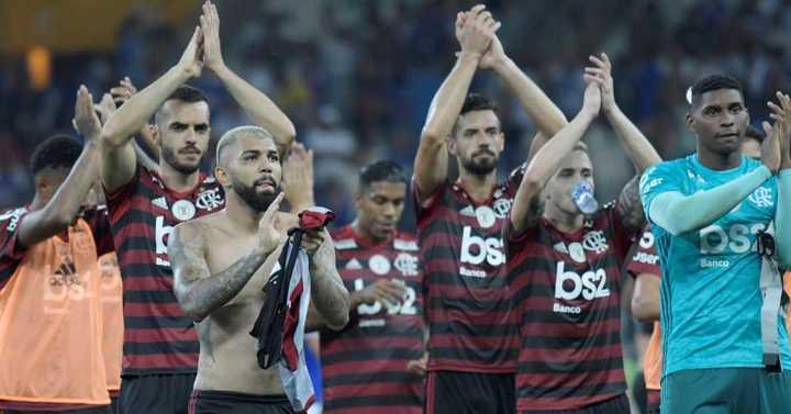 El triunfo de Flamengo vs. Cruzeiro