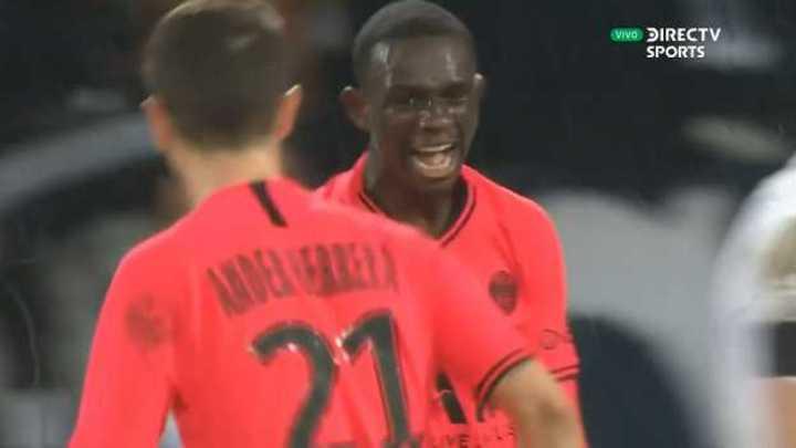 El PSG empató 4-4 con Amiens