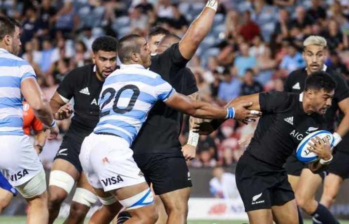 El resumen de Los Pumas 0 - All Blacks 38