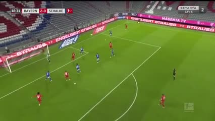 Bayern marcó el segundo