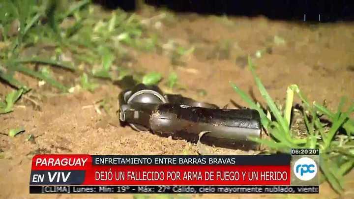 En Paraguay, un barra de Cerro Porteño fue asesinado a tiros