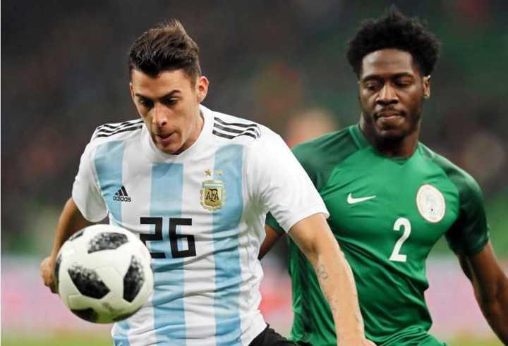 Pavón habló de Messi y de Rusia 2018