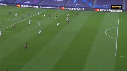 Barcelona empató el partido
