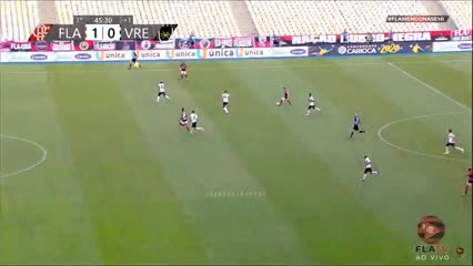 Los goles de la victoria de Flamengo