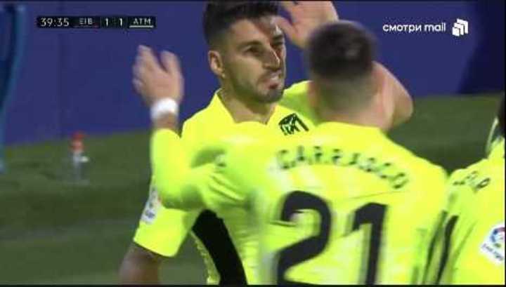Suárez empató el partido