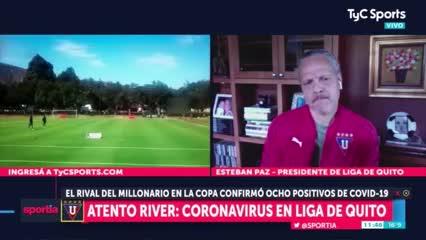 """""""Un profesional tuvo Covid"""""""