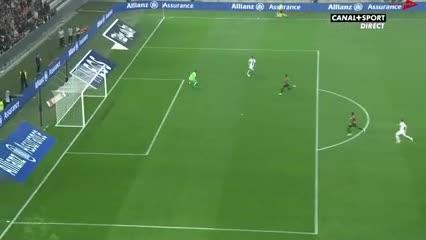 El primer gol de Angel Di María