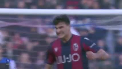 El gol de Rodrigo Palacio ante Atalanta