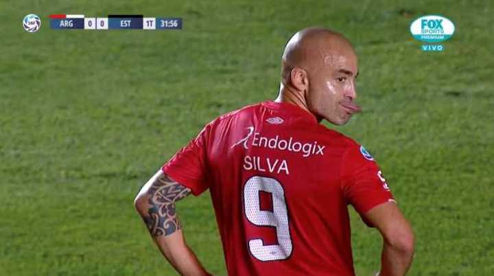 Silva tuvo el primero para el Bicho