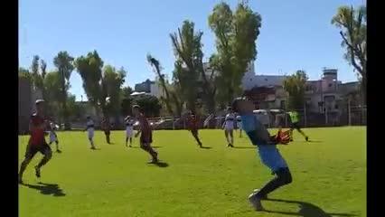 Los goles del triunfo de la Reserva de River contra Platense