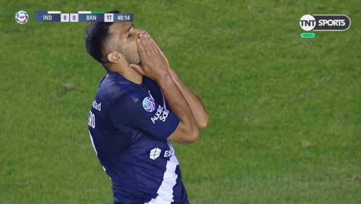 Romero se perdió el primero del Rojo