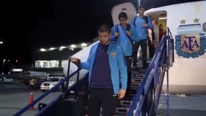Así llegó Boca a Ecuador