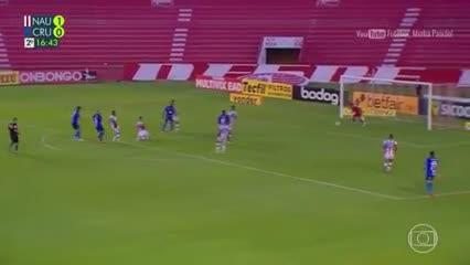 El empate entre Cruzeiro y Náutico en la B de Brasil
