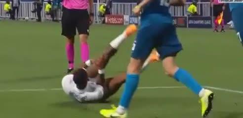 El empate del Lyon