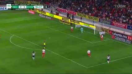 El gol del Melli Funes Mori que puso a Rayados en la final