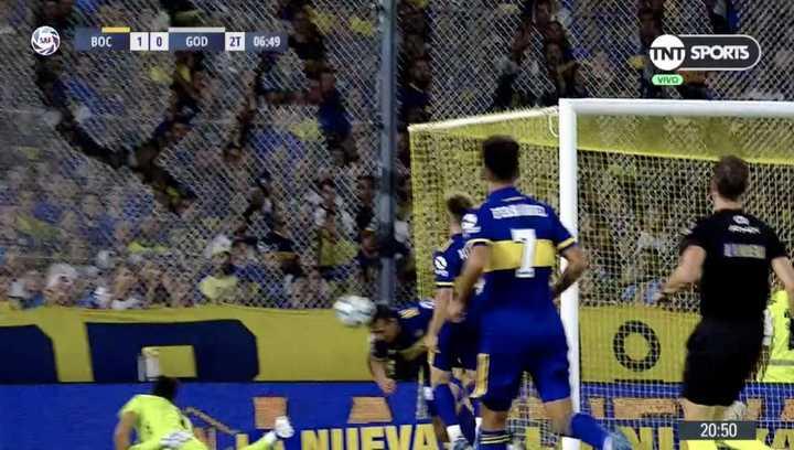 Godoy Cruz tuvo el empate