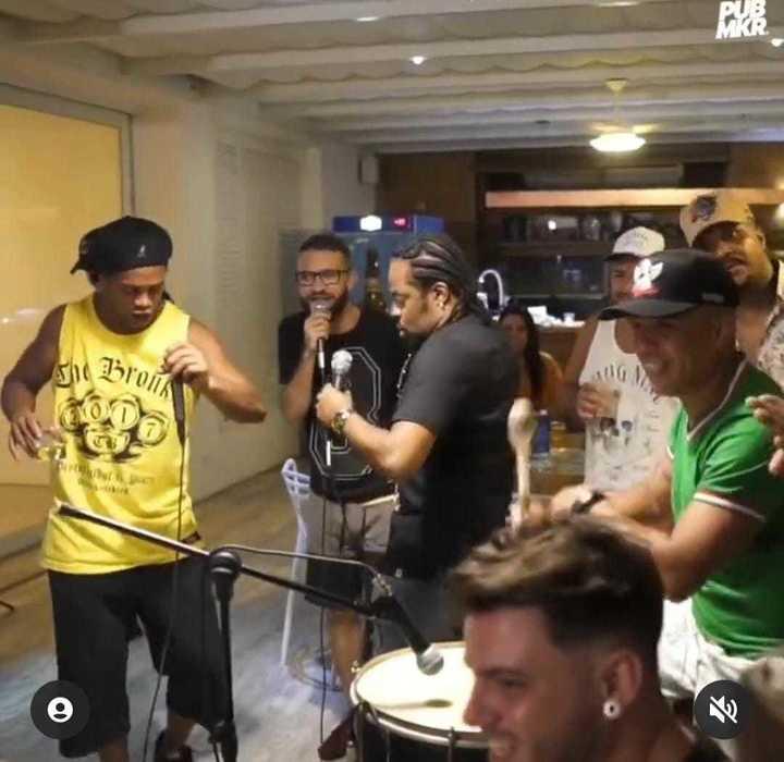 La samba de Ronaldinho