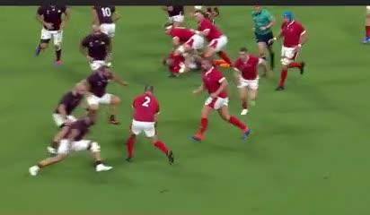 Lo mejor de Gales-Georgia