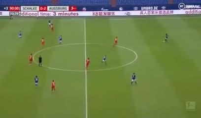 Robo del venezolano Sergio Córdova y gran cierre de partido: 3-0