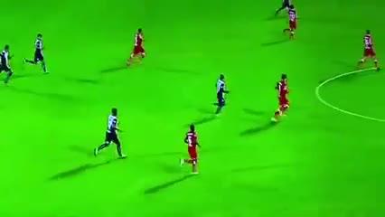Gastón Sauro y su gol en contra en México