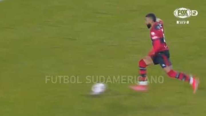 El resumen de Liga 2 - Flamengo 3