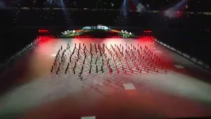 Lo mejor de la ceremonia inaugural del Mundial de Rugby