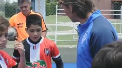 Las palabras de aliento del ex técnico de Vélez con las Infantiles de Chaca