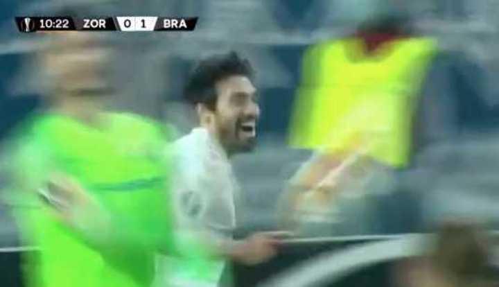 Gol de Nico Gaitán