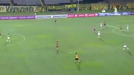 El 3-2 de Táchira a Olimpia