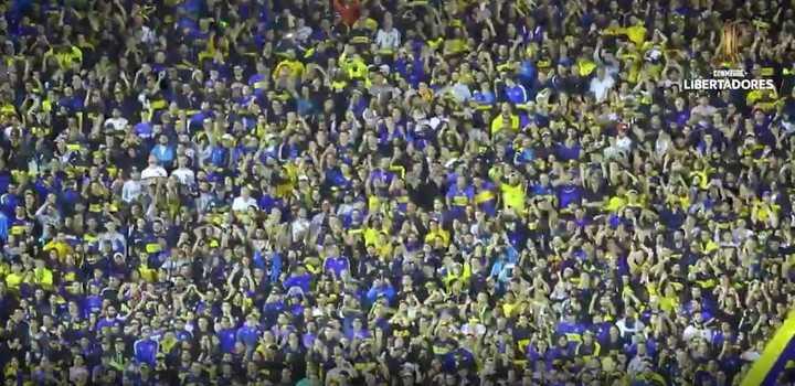 El video de la Conmebol para Boca