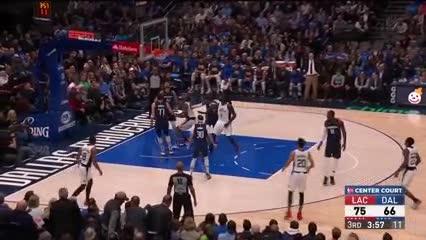 Los Clippers le ganaron a los Mavericks