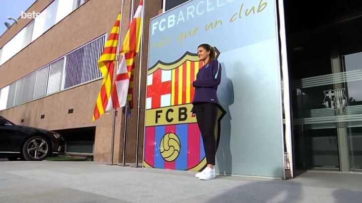 Fiorella Chiappe, la argentina que representa al Barcelona
