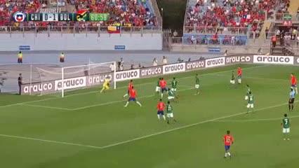 El empate entre Chile y Bolivia