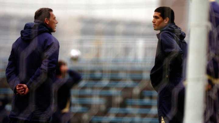 """Miguel Russo opinó sobre el regreso de Riquelme: """"Tiene que entrenar mucho"""""""