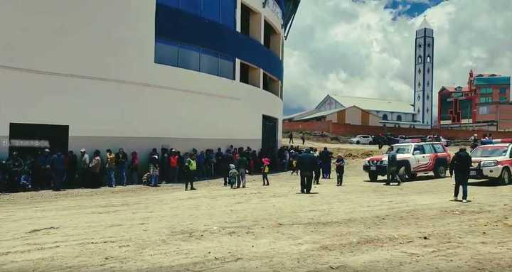 En Bolivia, Always Ready jugará a 4090 metros sobre el nivel del mar