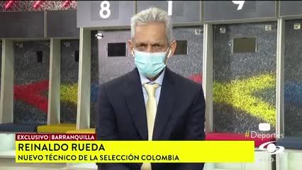 Rueda habló de la situación de Villa